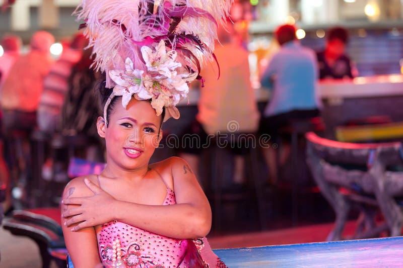 Thai Transsexual Stock Image