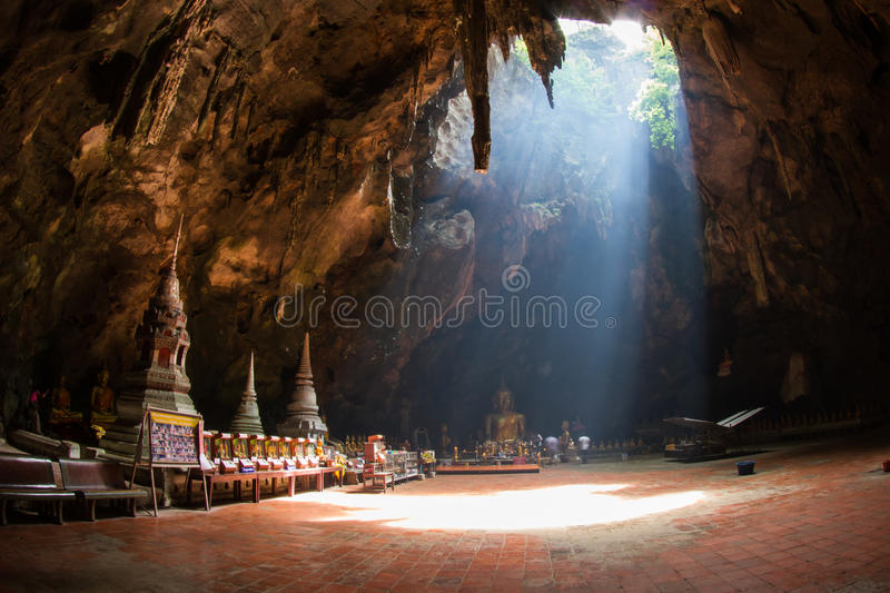 Thai Wat royaltyfria bilder
