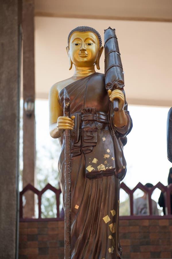 Thai watsalaloi för tempel arkivbild