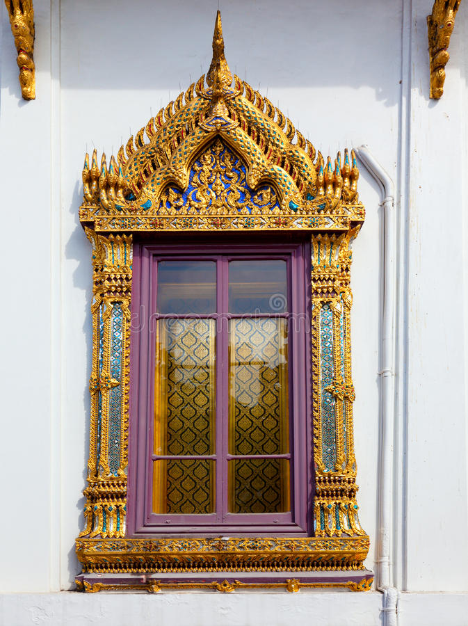 Download Thai Window Royalty Free Stock Photos - Image: 28983388
