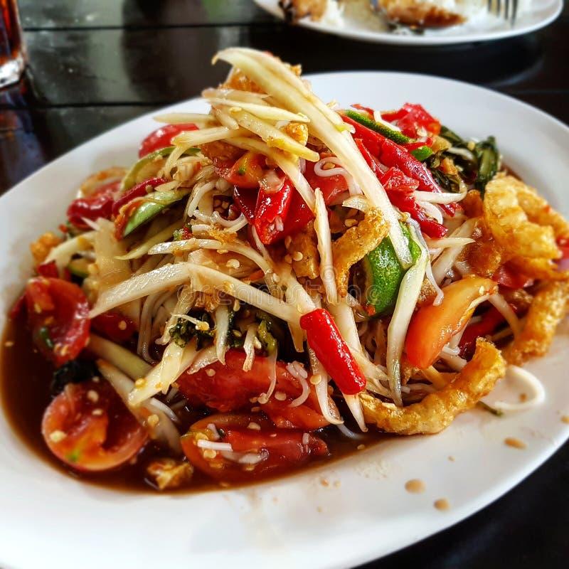 Thaifood стоковые фотографии rf