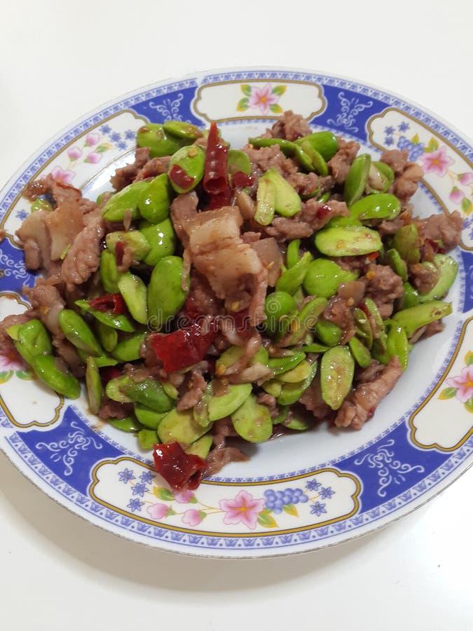 Thaifood στοκ εικόνα