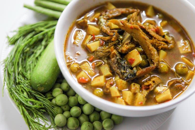 Thaifood royaltyfria bilder