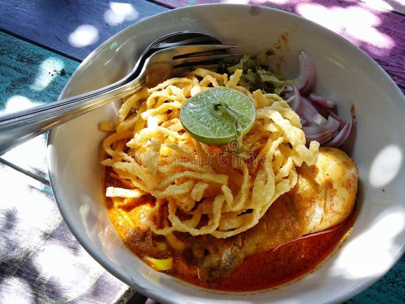 Thaifood стоковая фотография rf