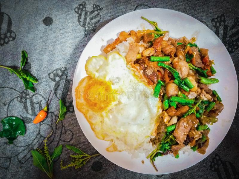 Thaifood royalty free stock image