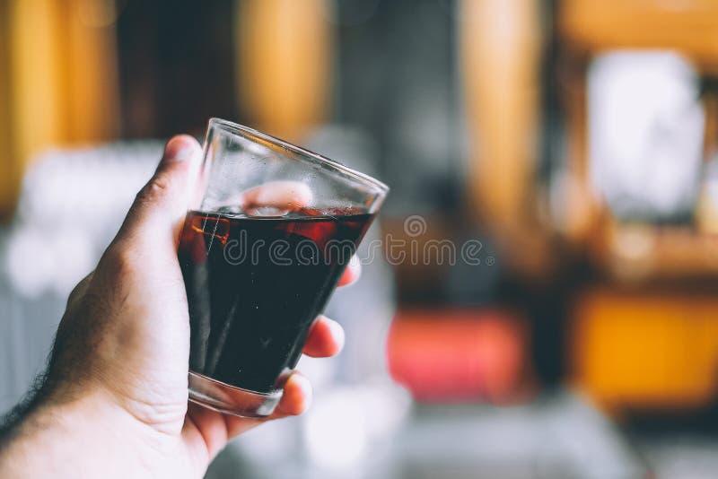Thailändische Kaffeeart lizenzfreies stockfoto