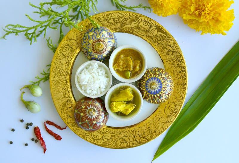 Thailändische Nahrungsmittel 2 stockfotografie