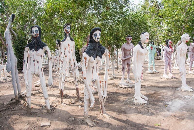 Thailändischer Geist (Peta Ghost), Thailand stockbilder
