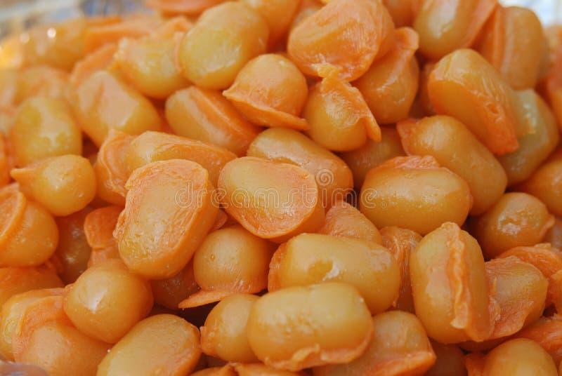 Thailändischer Nachtisch, thailändische Bonbons stockbilder
