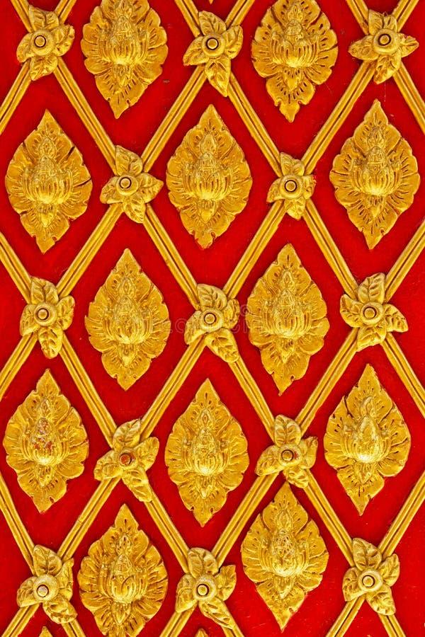 Thailändsk målning royaltyfria foton