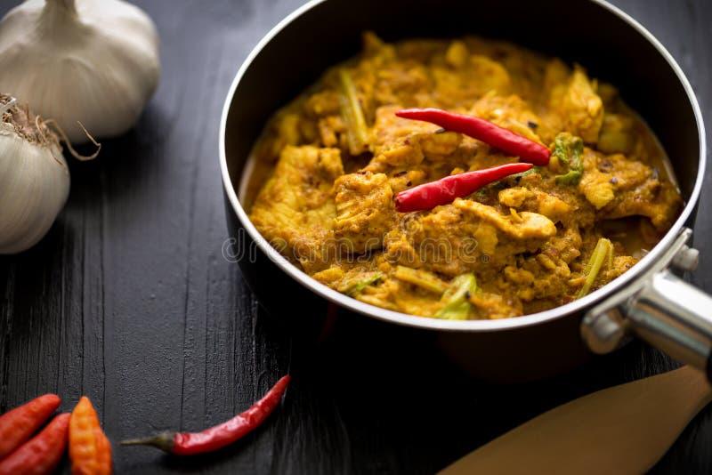 Thailändsk matbakgrund/thailändsk mat/thailändsk mat på svart bakgrund royaltyfri foto