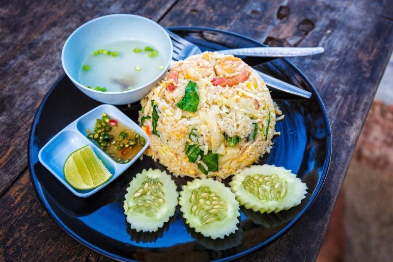 Thailändsk smaklig kokkonst royaltyfri fotografi