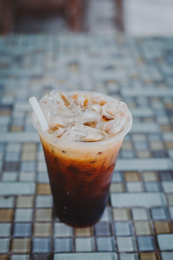 Thailändskt kaffe royaltyfri bild