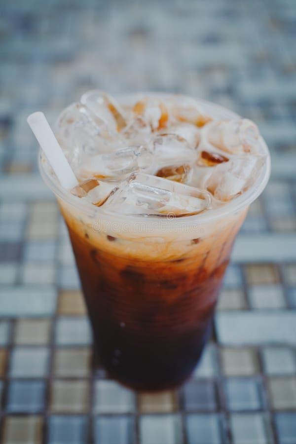 Thailändskt kaffe arkivfoto