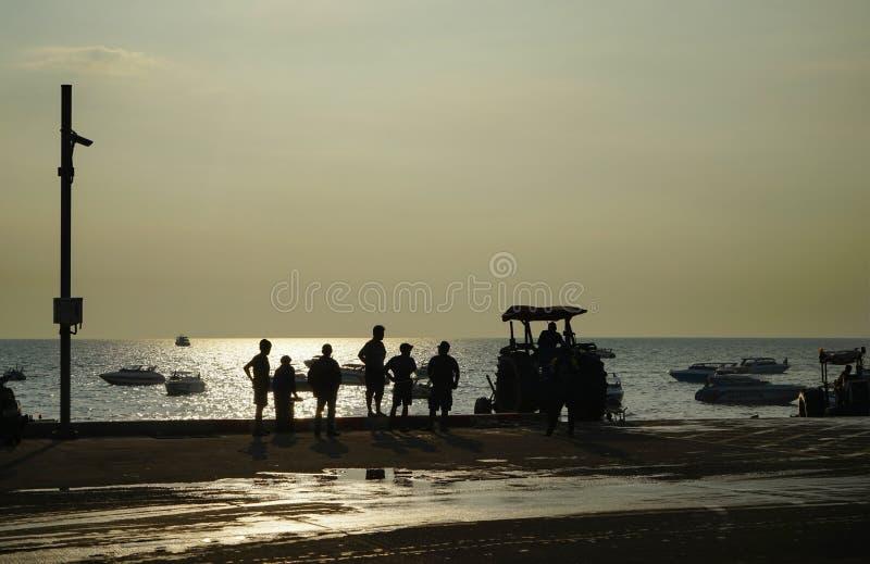 Thailand är ett härligt land och en underbar ferie royaltyfri foto