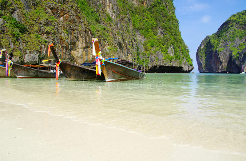 Download Thailand stock photo. Image of lagoon, relax, long, paradise - 23807412