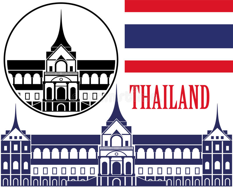 thailand royalty illustrazione gratis