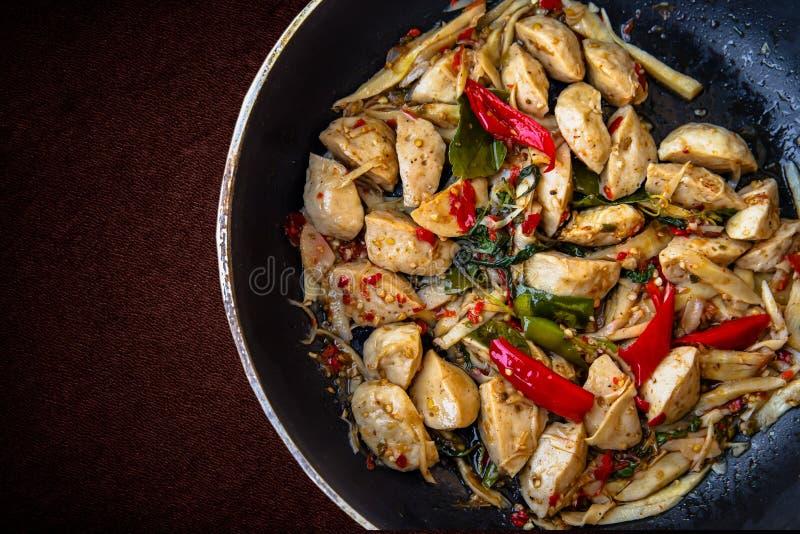Thailand, Asien, Thai Food, Curry - Mehl, Curry Powder stockfoto