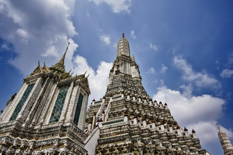 Download Thailand, Bangkok, Arun Temple Stock Photo - Image: 12652910