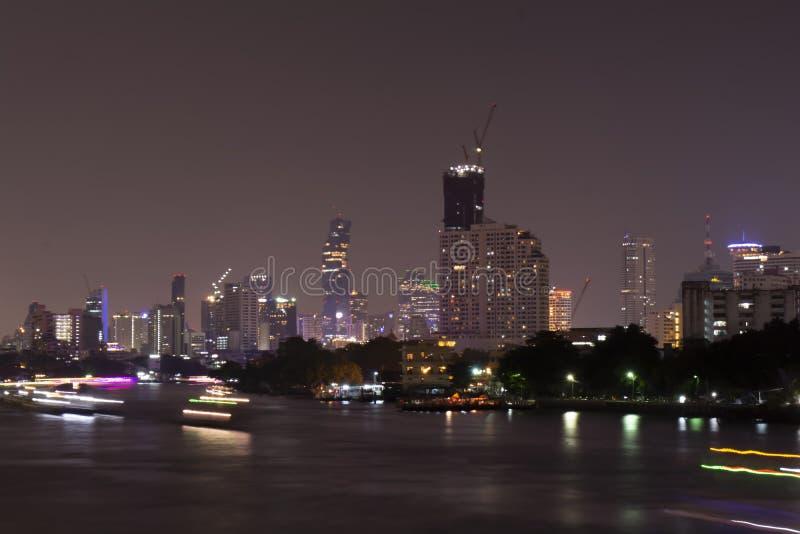 thailand bangkok Fiume immagini stock libere da diritti