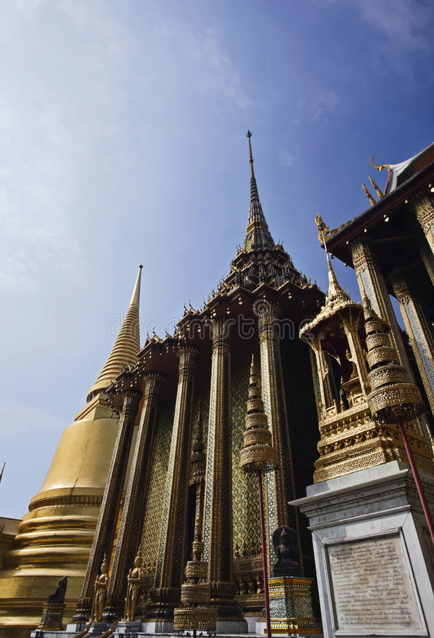Free Thailand, Bangkok, Imperial City Royalty Free Stock Image - 11962976