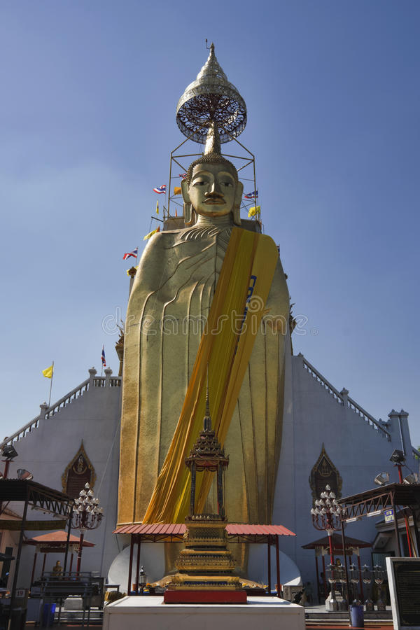 Free Thailand, Bangkok, Indrawiharn Temple Stock Photo - 12353030