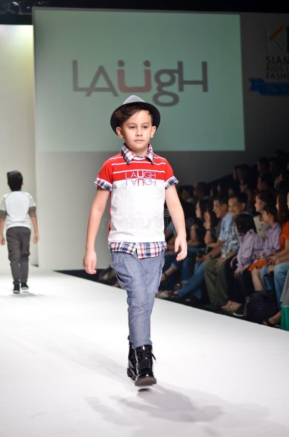 Download THAILAND, BANGKOK- OCT 2013 : A Model Walks The Runway At The LA Editorial Stock Image - Image: 34411229
