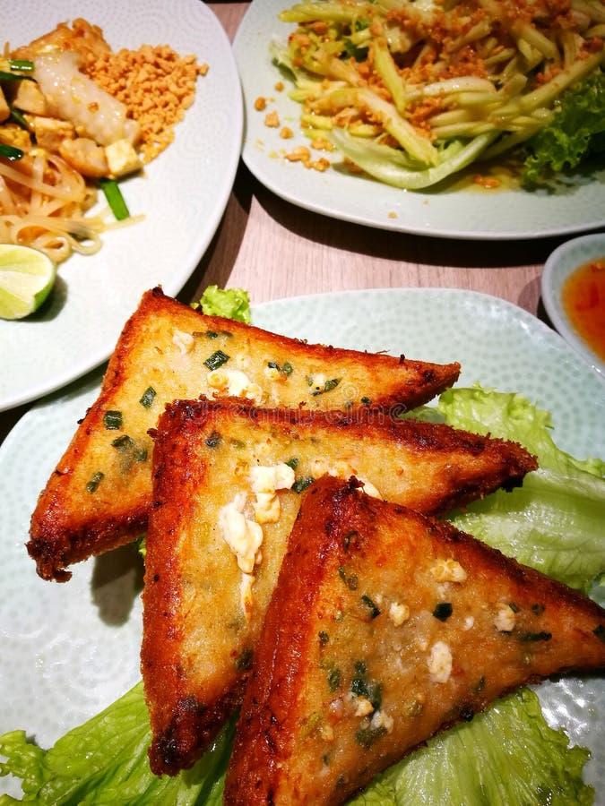Thailand Bangkok street food royalty free stock photo