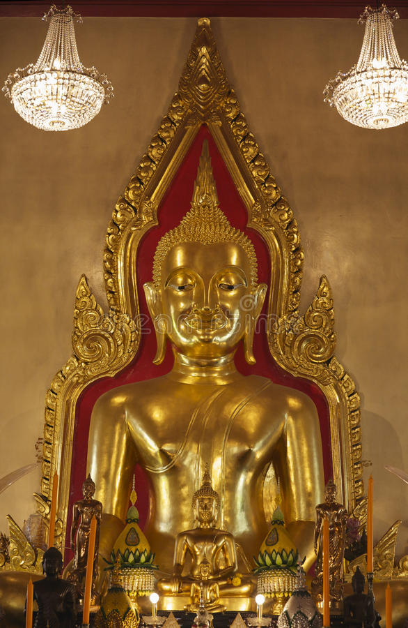 Free Thailand, Bangkok, Traimit Temple Royalty Free Stock Image - 11459346