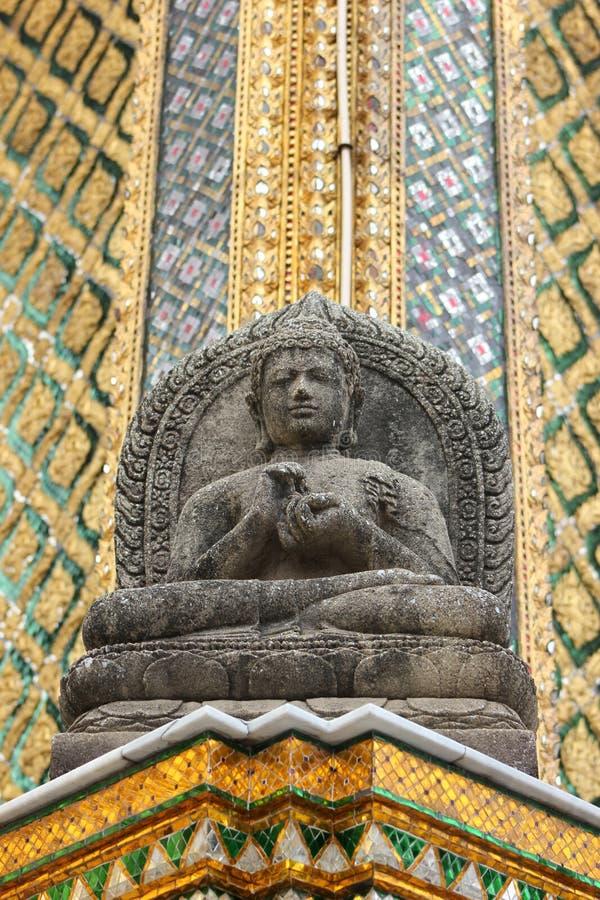 Thailand Bangkok Wat Phra Kaew lizenzfreie stockfotografie