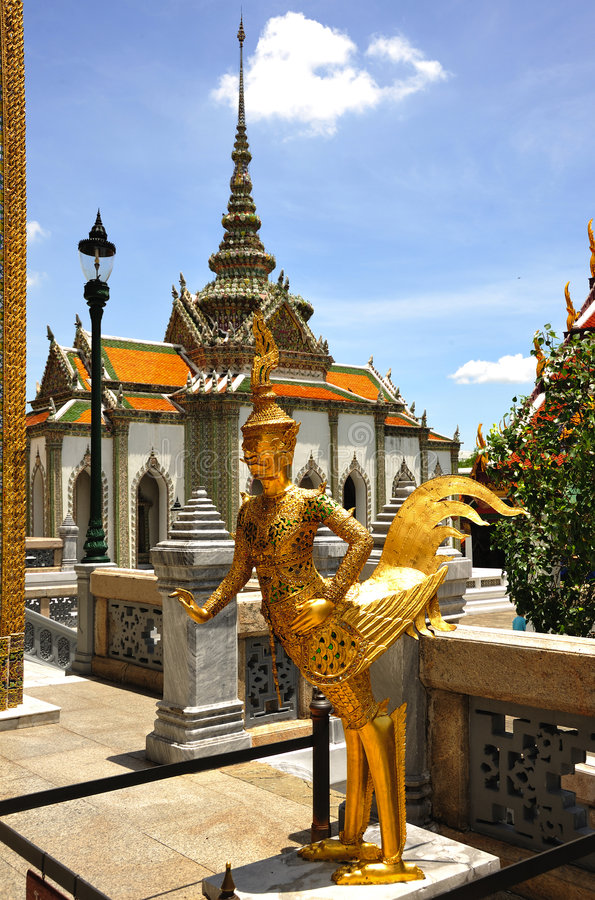Download Thailand Bangkok Wat Phra Kaew Stock Photo - Image: 5768086