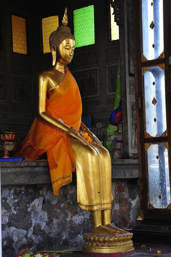 Free Thailand Bangkok Wat Suthat Royalty Free Stock Photos - 5379838