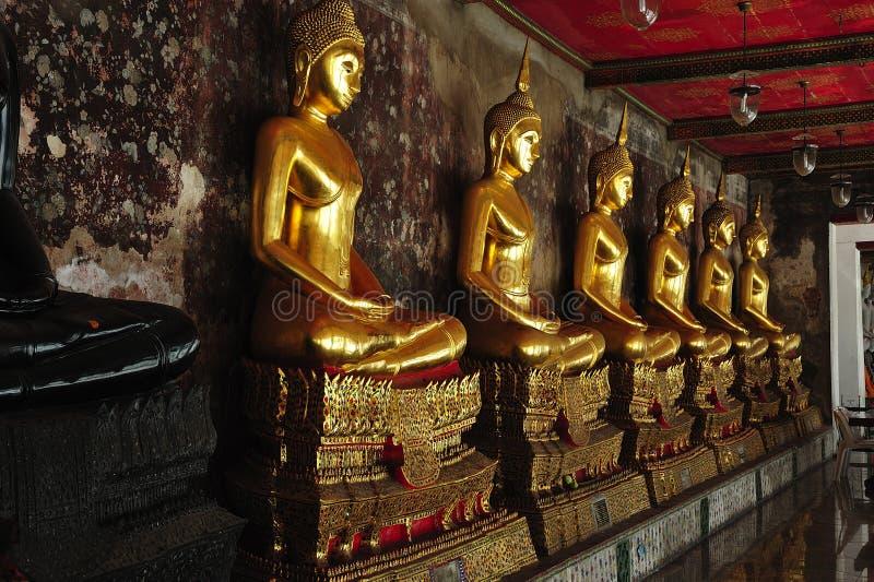 Download Thailand Bangkok Wat Suthat Stock Image - Image: 5380023