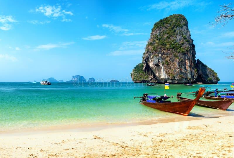 Thailand Beach Royalty Free Stock Photo