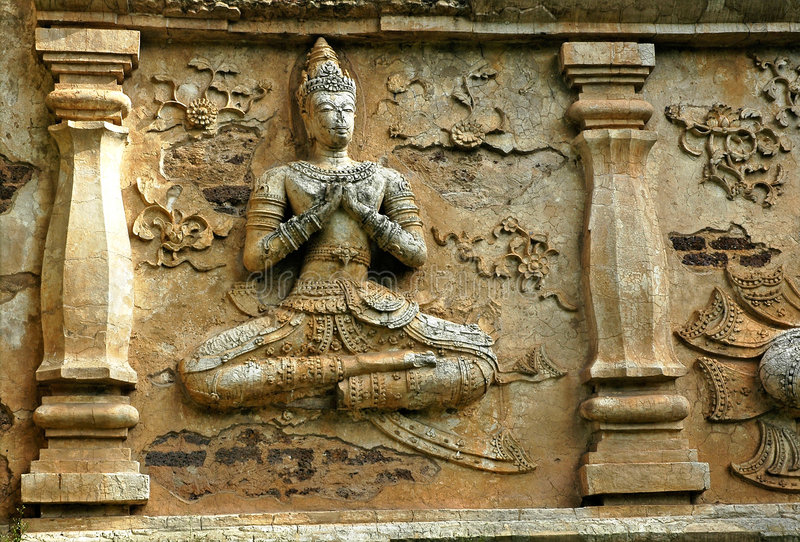 Download Thailand, Chiang Mai: Temples Stock Photo - Image: 5793578