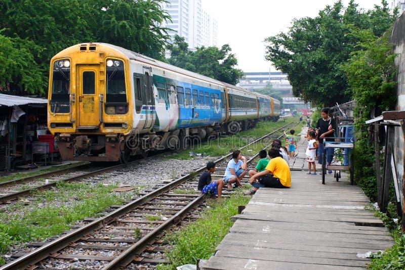 Thailand Children stock image