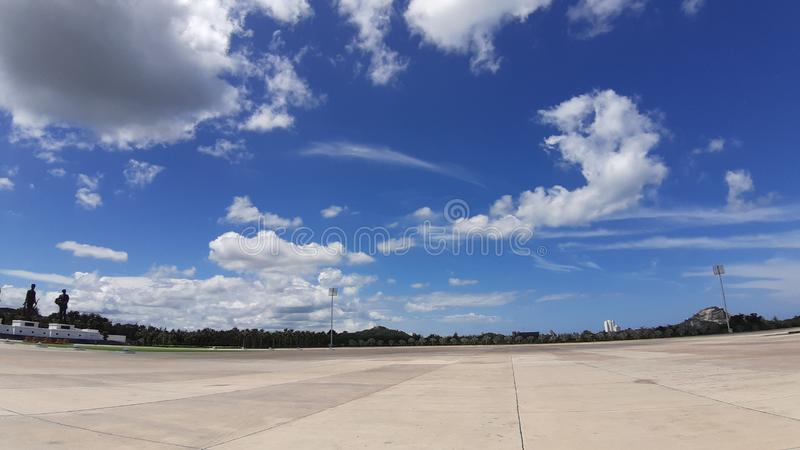 Thailand cloud sky country light. Thailand cloud sky country royalty free stock photography