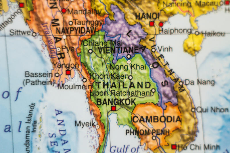 Thailand country map stock photo image of focus mark 65552724 download thailand country map stock photo image of focus mark 65552724 gumiabroncs Choice Image