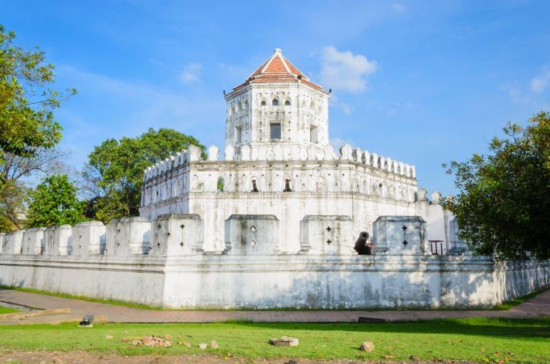 Thailand gammalt torn. arkivfoto
