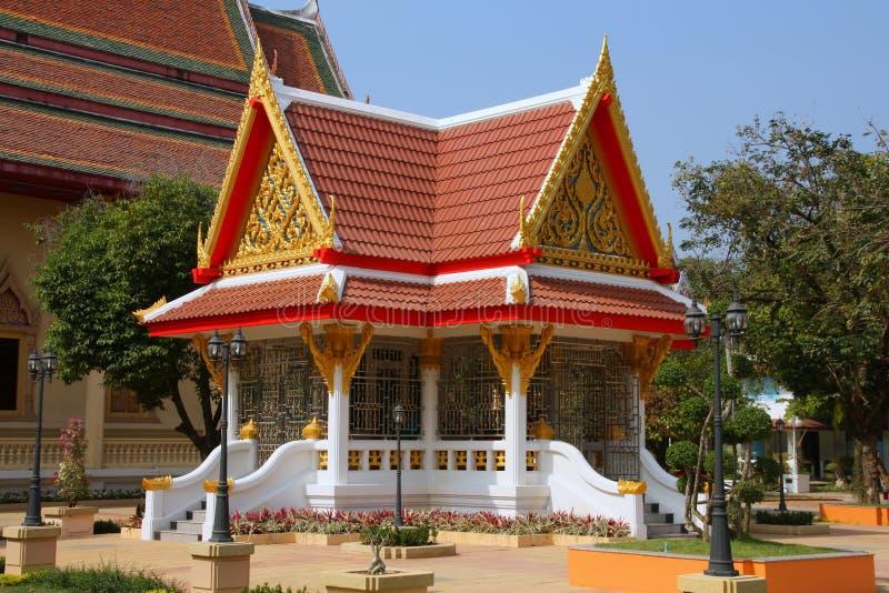 Thailand gränsmärke royaltyfria bilder