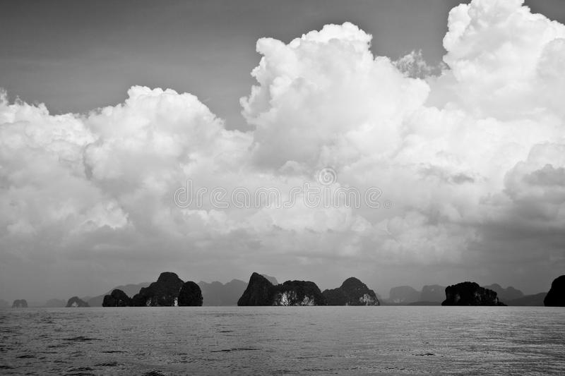 Thailand Islands stock image