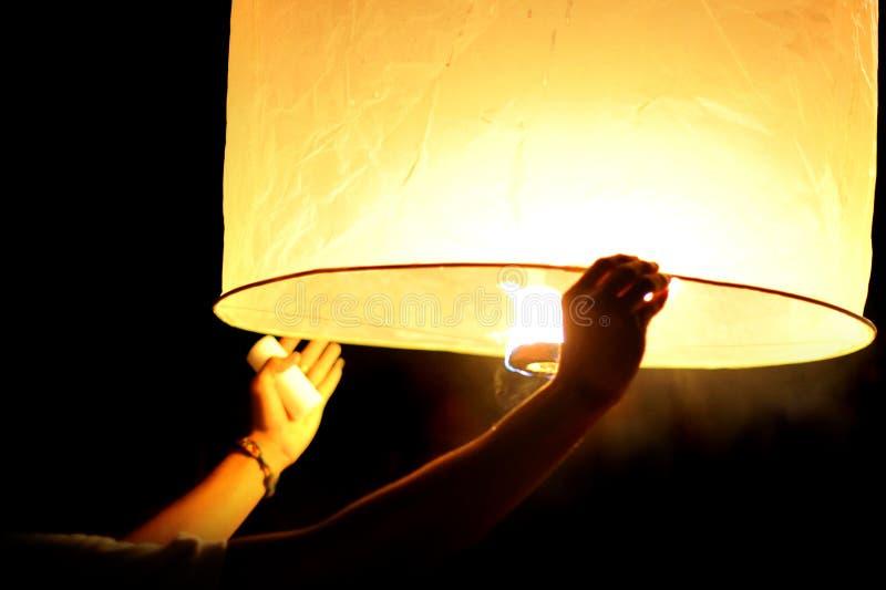 thailand lantern lighting ceremony phuket stock photo image of