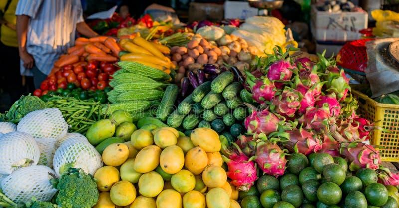 Thailand market royalty free stock image