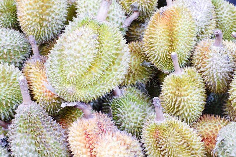 Thailand, Nahrung, Durian, Asien lizenzfreie stockfotos