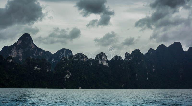 Thailand nationalpark royaltyfri foto
