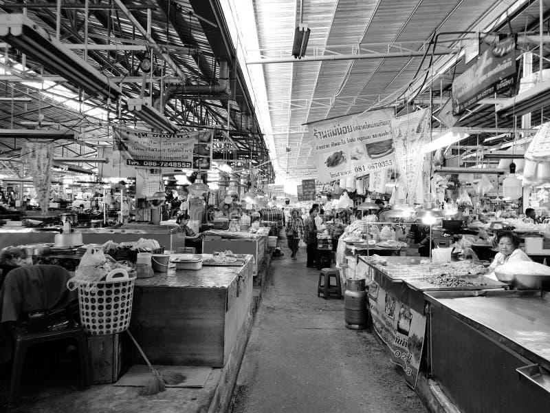 Thailand-Obstmarkt lizenzfreies stockfoto