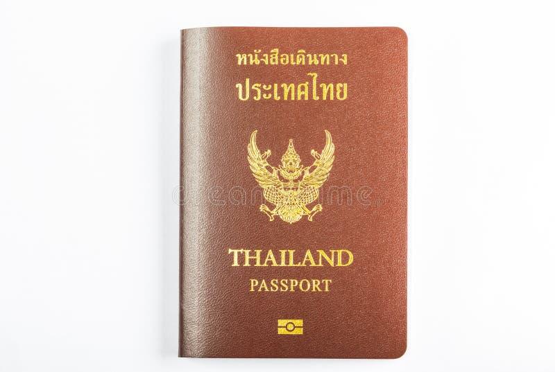 Thailand-Pass stockfotografie