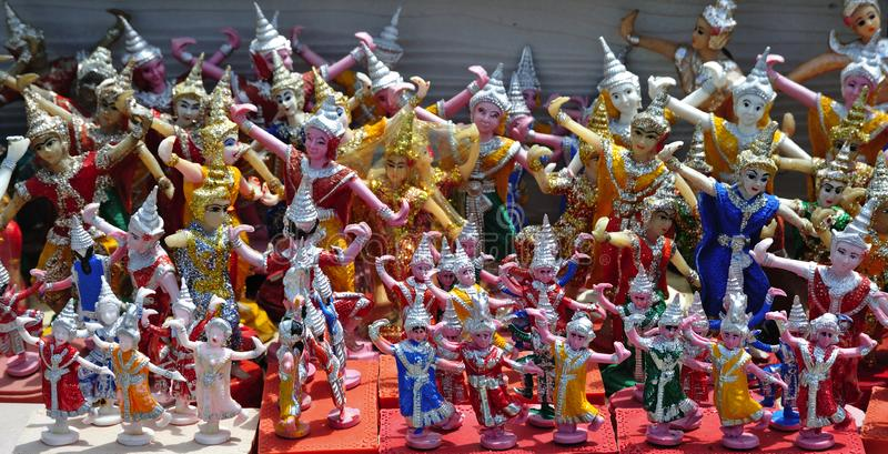 Download Thailand Pattaya Religious Statues Stock Image - Image: 5767521