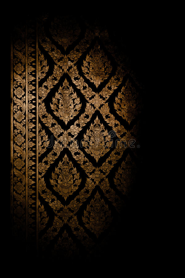 Download Thailand Pattern Texture Background Wallpaper Vintage Design Stock Photo