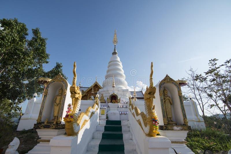 THAILAND PHRAE WAT PHRA THAT DOI LENG TEMPLE stock images